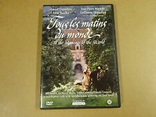DVD / TOUS LES MATINS DU MONDE / ALL THE MORNINGS OF THE WORLD (G.DEPARDIEU... )