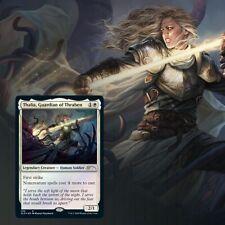 MTG Secret Lair Thalia Guardian of Thraben Beyond Helvault 4x PLAYSET SAME ART d