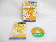 PIKMIN 1 Pikumin Game Cube Nintendo Import Japan Video Game gc