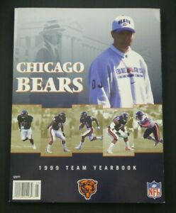 1999 Chicago Bears Team Yearbook / CWC Sports (1999) - Paperback Book / Magazine