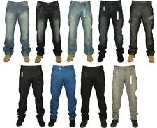 Cotton Regular Jeans ETO for Men
