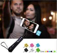 Nuevo Negro teléfono móvil Cámara Mini Led Flash Luces