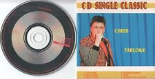 Chris Farlowe CD-single out of Time (C) CARDSLEEVE