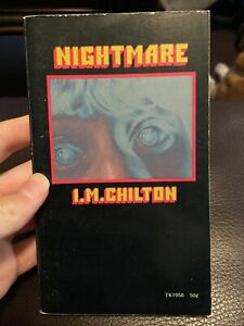 Nightmare By I.M. Chilton (Paperback, Very Good, 1971, 1st Printing)