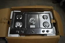 Kitchen-Aid KCG244LWFX7 36'' Stainless  5-Burner Gas Cooktop NOB #19671 MAD
