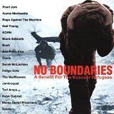 PEARL JAM, KORN, BLACK SABBATH... - No boundaries - CD Album