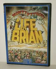 Monty Python Flying Circus Life Of Brian Dvd British Comedy Special Features