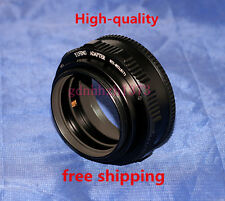 High-quality M52 to M52 Lens Adjustable Focusing Helicoid adapter 17mm~31mm