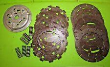 Montesa La Cross 250 23M Lacross Clutch Plates w/ Clutch Face Plate & Springs #2