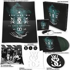 While She Sleeps - You Are We Ltd. Box Set CD+ 2LP Green Vinyl NEU/OVP