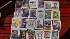 National Lampoon Trading Cards 1993 - Topps - Various