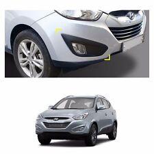 New Fog Lamp Matt Black Cover Molding Set for Hyundai 2010-2013 Tucson ix35