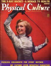 Physical Culture Jan 1939 Volume 81 Issue 1