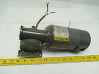 Baldor GP12511 90VDC 43RPM 40:1 Ratio 73in lb Torque Right Angle Gearmotor