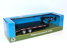 Big Country, 1:20 Scale Flatbed Gooseneck Trailer