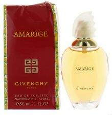 Amarige by Givenchy for Women EDT Perfume Spray 1 oz.-Damaged Box