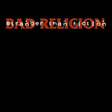 Bad Religion ‎– Stranger Than Fiction (Germany) [Audio CD] Disc & Pamphlet ONLY