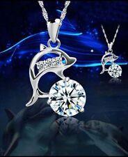 Silberkette mit Anhänger 925 Sterling Silber  Halskette Kette ★P86