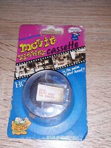 Movie Viewer Cassette betty boop the dancer