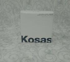 Kosas Color & Light: Crème Cream Blush & Highlighter Duo Velvet Melon