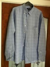 Polyester Checked Formal Shirts for Men