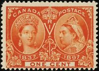CANADA SC# 51 (MNH OG) *BEAUTIFUL PIECE*