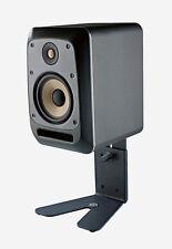 K&M 26772 Profi Monitor Tischstativ Table Monitor Stand - schwarz struktur