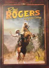 Roy Rogers: King Of The Cowboys (DVD,2012, 2-Disc Set) Tin Case BRAND NEW SEALED