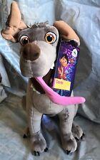 DISNEY STORE COCO DANTE PLUSH MIGUEL'S LOYAL DOG PAL POSEABLE 3-D TONGUE STANDS