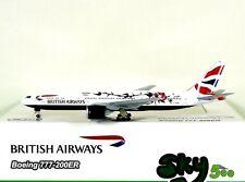 SKY500 British Airways Boeing 777-200ER 1:500 GREAT festival Reg. G-YMML (0820)