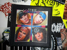 Steel Panther Patch Glam Hair Metal Poison XX