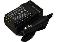new 2pcs A1812A Battery + Charger for HP R818 R827 R837 R847 R927 R937 R727 R817