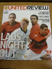05/11/2002 Manchester United v Leicester City [Football League Cup] . Thanks for