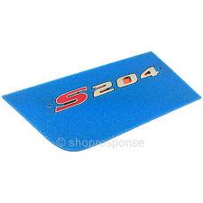 JDM Subaru Impreza WRX STi S204 GDB Rear S204 Emblem Badge 93073FE860 Genuine