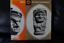 Album de Ritmos Colombianos No 8 (Kolumbien 1960)