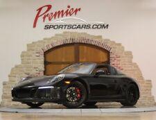 New listing  2017 Porsche 911 Targa 4 Gts Only 7600 1 owner miles