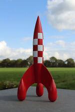 Tin Tin's Rocket to the moon