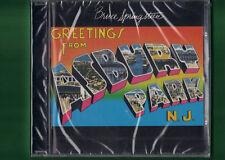 BRUCE SPRINGSTEEN - GREETINGS FROM ASBURY PARK N.J. CD NUOVO SIGILLATO