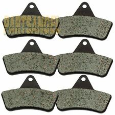 Arctic Cat Bear Cat 454 2x4//4x4 96-97 Front Performance Brake Pads