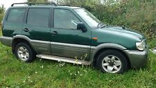 TERRANO 2 3.0L SVE BREAKING FOR PARTS. OFFSIDE REAR WINDOW REGULATOR & MOTOR