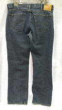 Two Pairs (2) Men's Levis 514 (38 X 32) & 550 (38 X 32) Great Value!