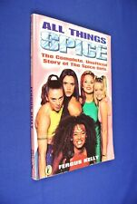 ALL THINGS SPICE Fergus Kelly THE SPICE GIRLS 1997 KIDDIES BOOK