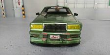 Custom Painted RC shell Buick Grand National WIDE BODY 1/10 Drift 198 mm