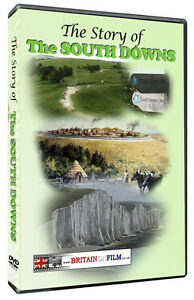 'The Story of the South Downs' DVD. Produced with Sussex Newspapers