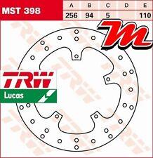 Disque de frein Arrière TRW Lucas MST 398 pour Honda VFR 800 RC46 2006-2009