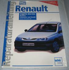 Reparaturanleitung Renault Laguna B56 + K56 Benziner, Baujahre 1993 - 1998
