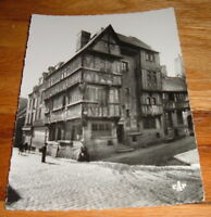 BAYEUX Vieille Maison Rue St Martin France OLD POSTCARD Unused Vintage French PC