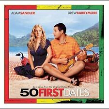 50 First Dates cd disc only #71B