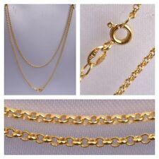 Elegante collana collier oro 585 collana in oro collana in oro
