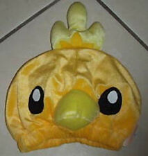 NEW! Pokemon TORCHIC Halloween Costume HAT Cosplay